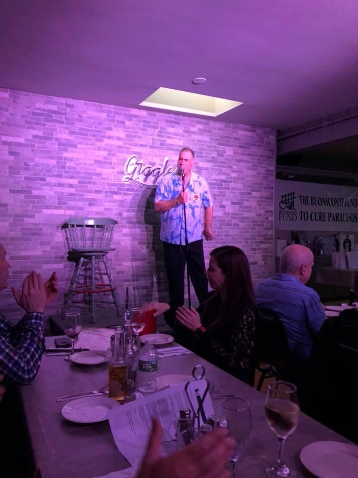 Boston Comedy Night