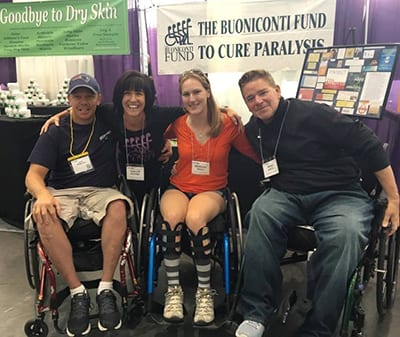Boston Chapter represents at Abilities Expo Boston