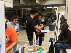 The Miami Project Exhibits at the 2018 Miami Brain Fair