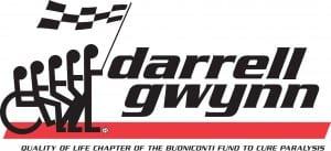 Darrell Gwynn and the Darrell Gwynn Quality of Life Chapter