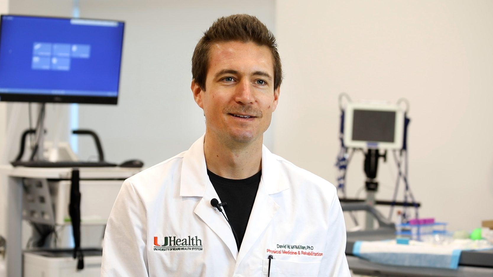 Meet the Researcher – Dr. David McMillan