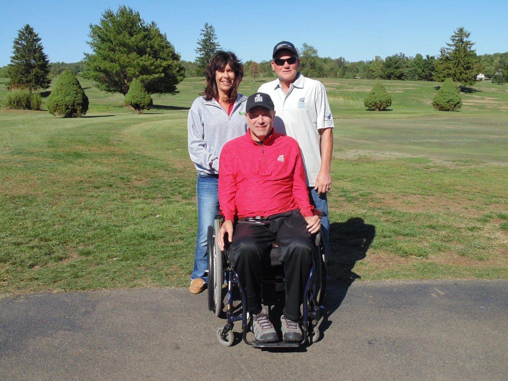 Golf 2020: Hat Sponsor - Brent and Denise Gwynn