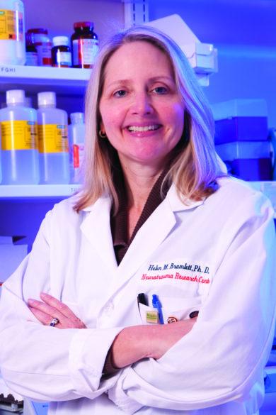 Helen Bramlett, Ph.D.