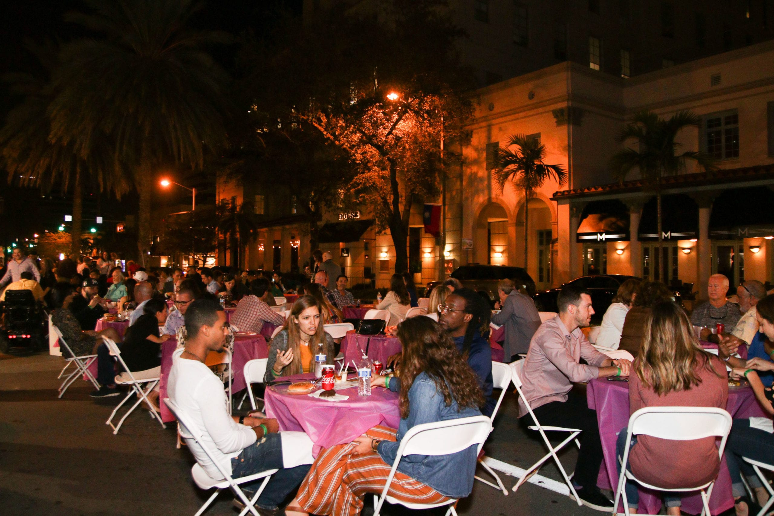 Miami Chapter's Block Party