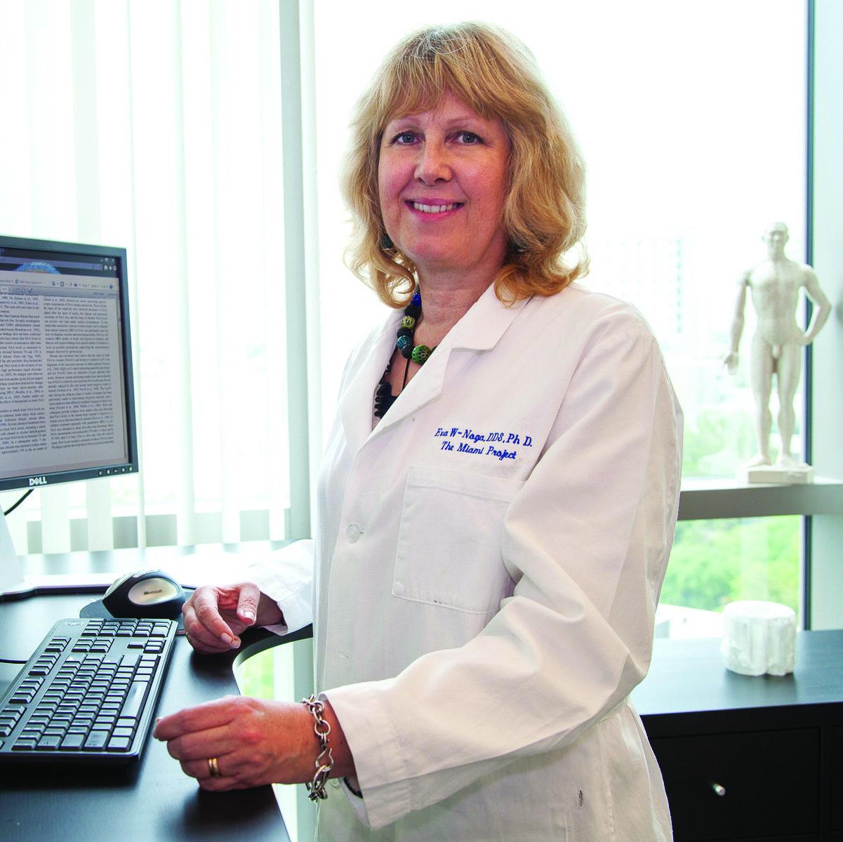 Eva Widerstrom-Noga, Ph.D.