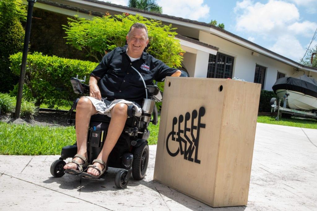 Darrell Gwynn Chapter Wheelchair Challenge
