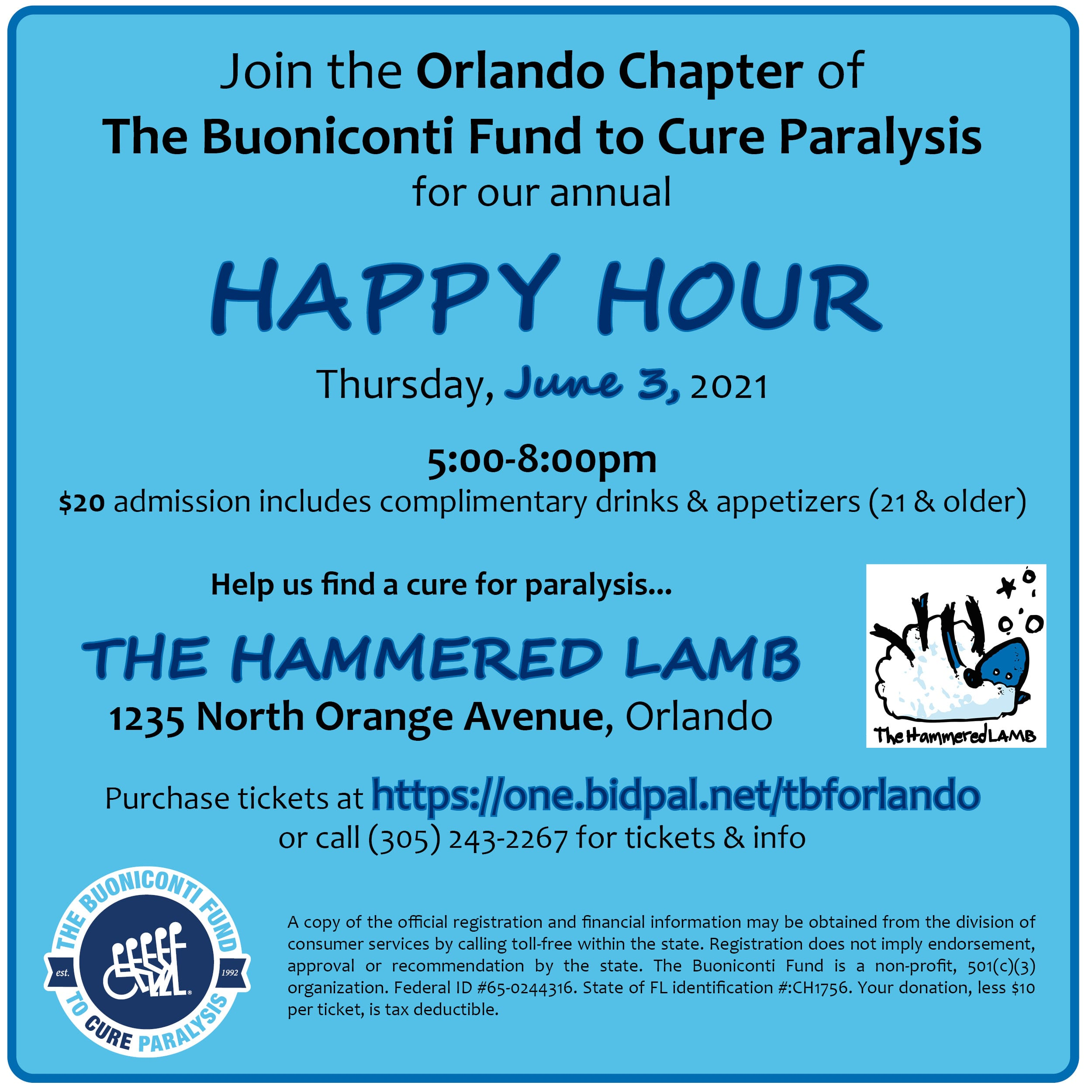 Happy Hour at The Hammered Lamb