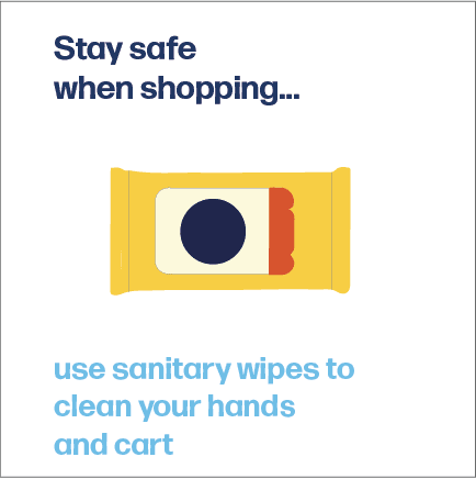 Stay Safe when Shopping