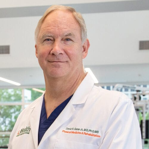 David R. Gater, M.D., Ph.D.