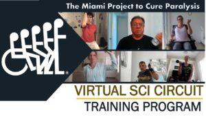 Virtual SCI Circuit Training Program
